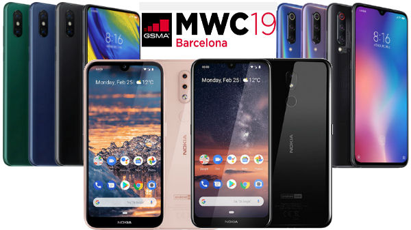 List of smartphones launched on the Day 1 of MWC 2019