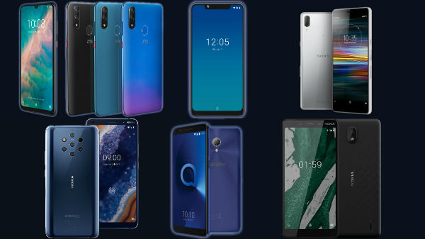 List of smartphones launched at MWC 2019