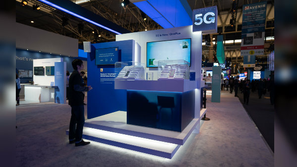 OnePlus's 5G smartphone showcased at MWC 2019