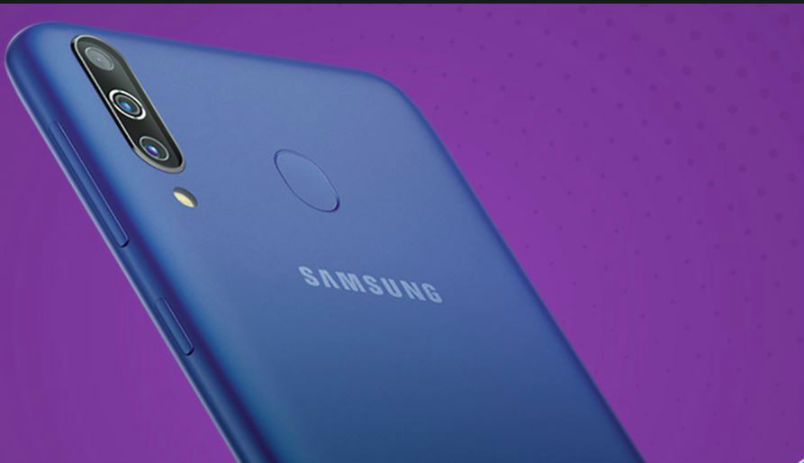 Samsung Galaxy M30 launch live stream: Comes with 128 GB storage
