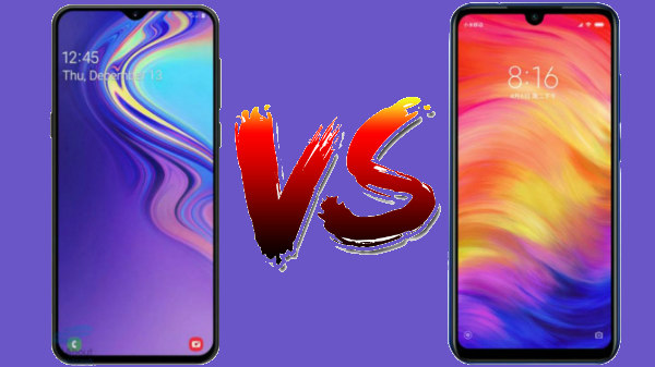Samsung Galaxy M30 vs Redmi Note 7: The in-depth analysis