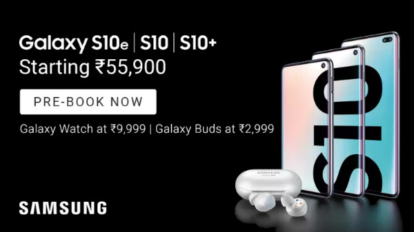 Samsung Galaxy S10 Plus goes on pre-order in India