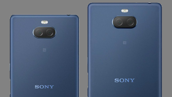Sony Xperia 10 and Xperia 10 Plus renders, specifications and price emerge online