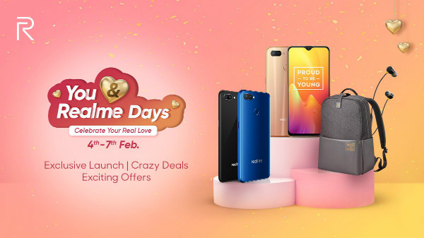You and Realme Days sale debuts today: Get attractive discounts