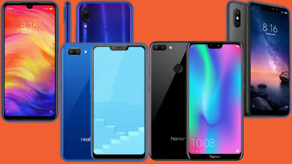 Best Chinese smartphones to buy in India under Rs. 10,000