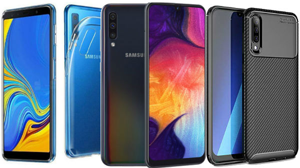Samsung Galaxy A50 accessories: Attractive cases and covers to buy
