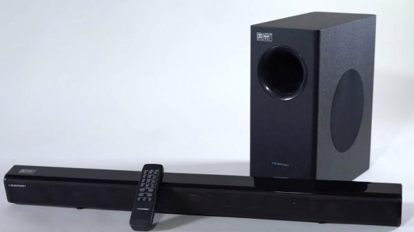 Blaupunkt  SBW-100(120W) and SBW-02 (100W) Soundbar launched in India