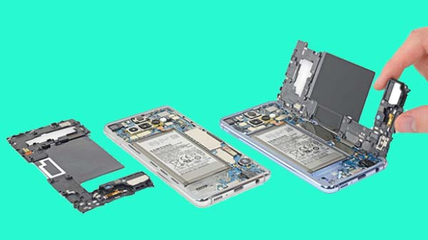Galaxy S10 iFixit teardown shows Samsung's sheer amount of engineering