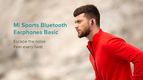 Xiaomi Mi Sports Basic Bluetooth earphones launched in India
