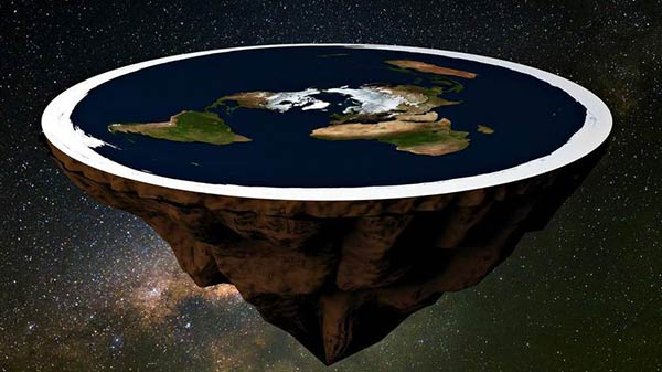 Flat Earthers have no plans of going to Antarctic to find Earth's end