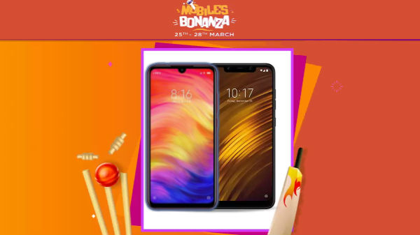 Flipkart Mobile Bonanza offers to avail on Xiaomi smartphones