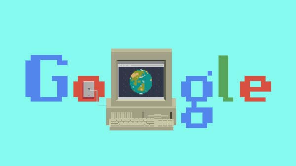 Google Doodle today celebrates 30th anniversary of the World Wide Web