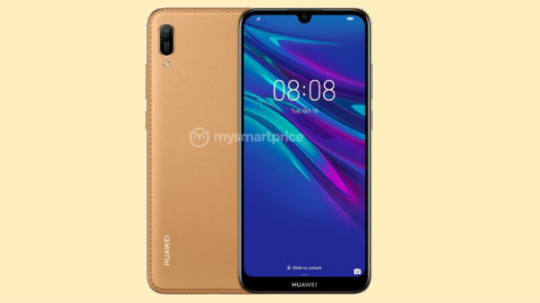 Huawei Enjoy 9e design and specs leaked: Features a water-drop notch