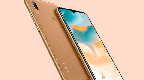 Huawei Y6 2019 launched with teardrop notch display panel