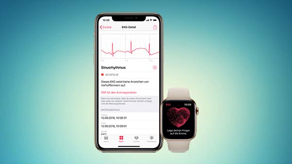 Apple Watch Series 4 receives ECG functionality with watchOS 5.2
