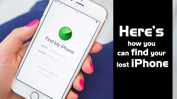 Here's how to find lost iPhone on silent mode
