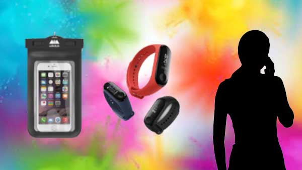 List of Waterproof Gadgets to Make the Most Out of Holi Festival