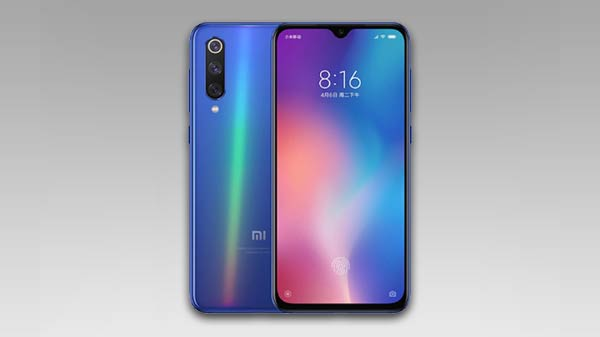 Mi 9 SE spotted on Xiaomi's global product page, launch imminent