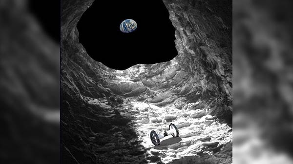 NASA planning to send cave explorer on Moon's lunar surface