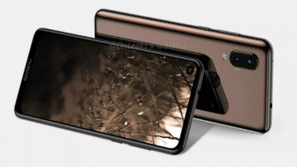 Motorola One Vision with 3,500mAh battery passes through FCC