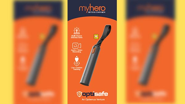 Exclusive: Optisafe plans to export MyHero distress alert smart device