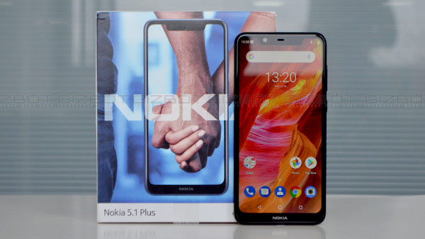 Nokia 8.1, Nokia 5.1 Plus new firmware update rolling out in India