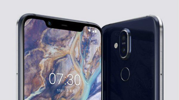 Nokia 8.1 new Android Pie firmware build adds option to hide notch