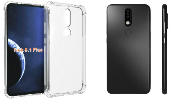 Nokia 8.1 Plus with punch-hole display is here