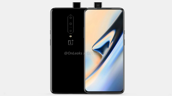 OnePlus 7 3D CAD renders suggest a pop-up selfie camera design
