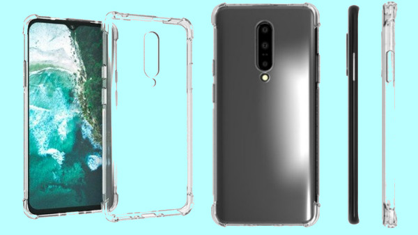 OnePlus 7 leaked case suggest a triple camera setup