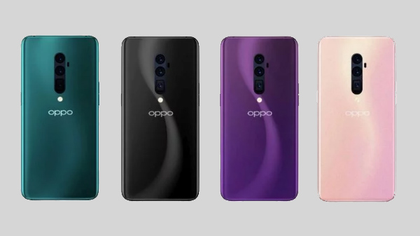 Oppo Reno to be launched in four color options