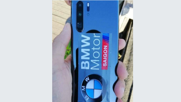 Huawei P30 Pro leaked hands-on images surface online