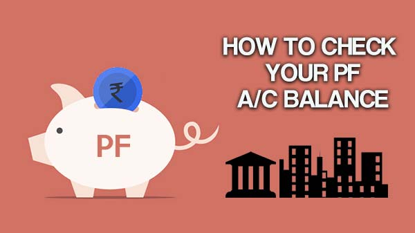 How to check your PF account balance following simple steps