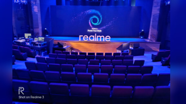 Realme 3 launch event: Watch the live streaming here