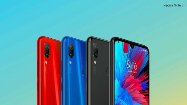 Redmi Note 7 first sale today at 12 PM: Price, offers and discounts