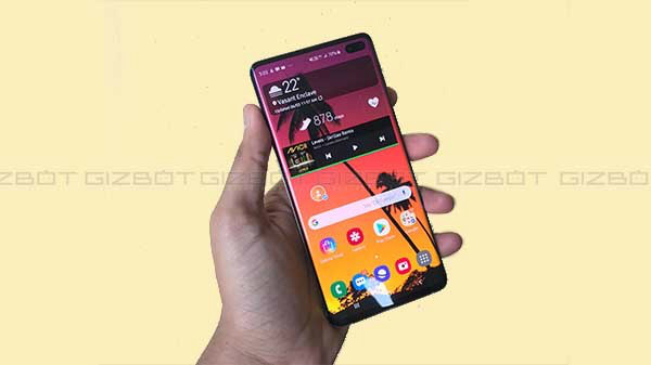 Samsung all set to launch the Galaxy S10 5G on April 5