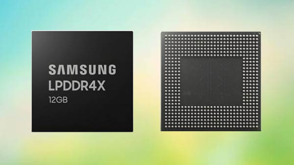 Samsung to mass-produce 12GB RAM chips but in small size