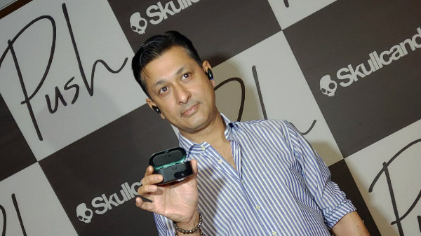 Skullcandy Push truely wireless earphones launched in India for Rs 10K