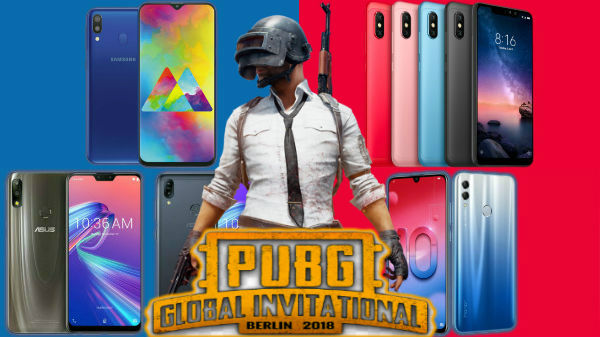 Top 10 smartphones under Rs. 15,000 to enjoy playing PUBG