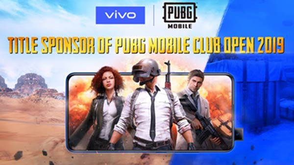 Vivo joins hands with Tencent Games to sponser  PUBG MOBILE Club Open