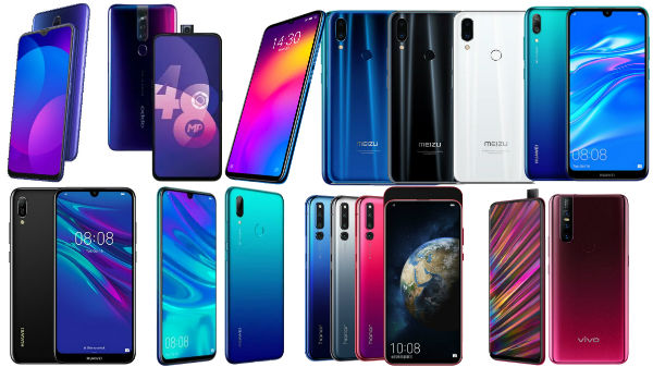 Week 10, 2019 launch round-up: Samsung Galaxy S10, S10 Plus and more