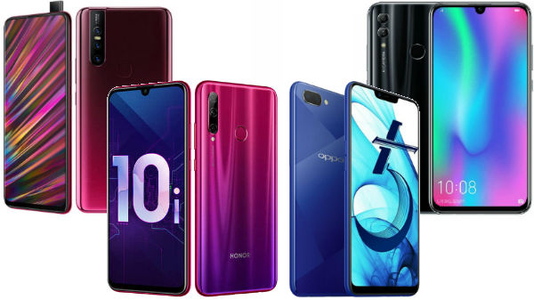 Week 12, 2019 launch round-up: Vivo V15, HONOR 10i, Redmi Go and more