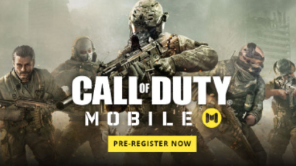 Call of Duty Mobile pre-registrations open for public beta