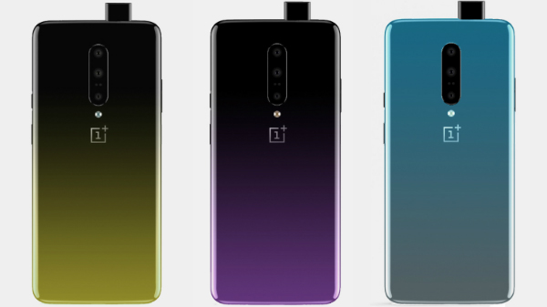 OnePlus 7 will be available in three new gradient colors: Leak