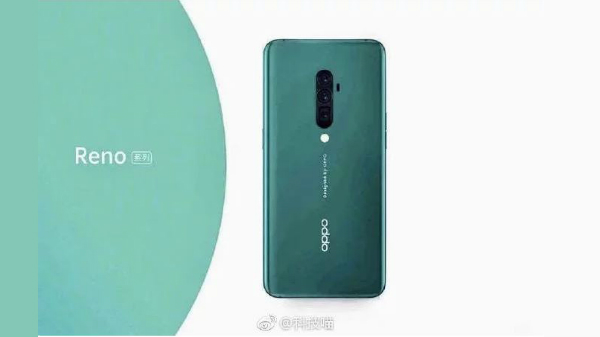 Oppo Reno will be available in four new colors with a triple cameras