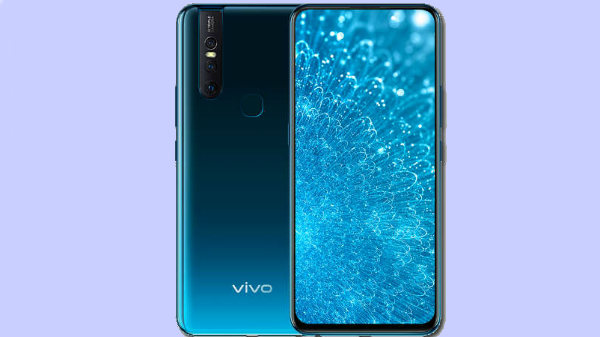 Vivo S1 officially announced with 24MP pop-up selfie camera and more