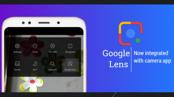 Xiaomi integrates Google Lens into the MIUI camera app: Available on Poco F1