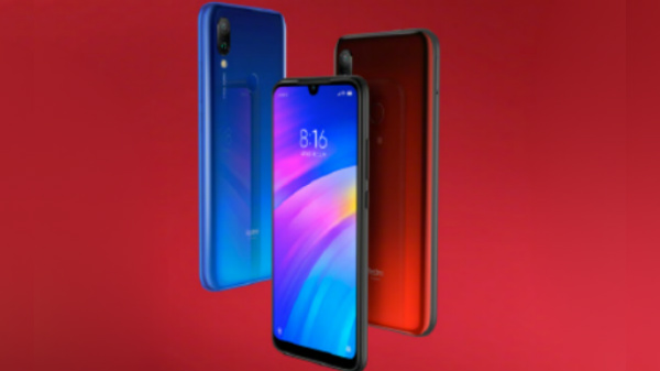 Redmi 7 with Android 9 Pie officially announced for Rs. 7,000