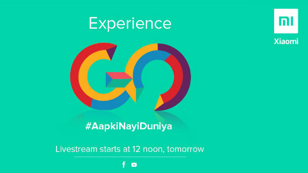 Xiaomi Redmi Go launch event: Catch the live streaming here