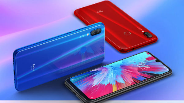 Redmi Note 7 vs other budget smartphones available under Rs. 10,000